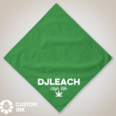 DJLeach High Life Bandana