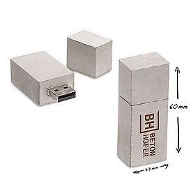 USB-Stick aus Beton