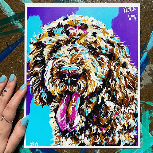 Pop Art Pet Prints