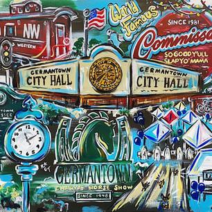 Germantown, TN Collage