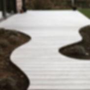 Wood terrace. #woodterrace #doyoulikeit