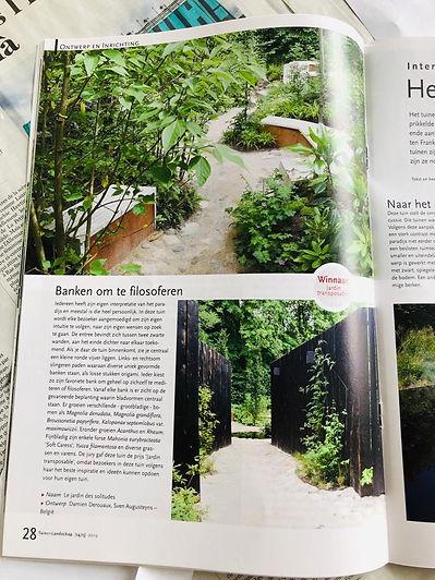 tuin architect Vlaanderen