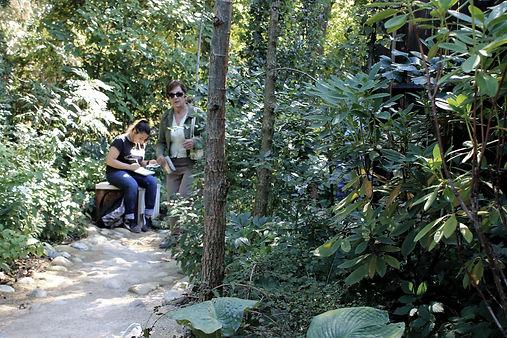 Jardins des plantes France Architecte ja