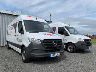 GBA Van Fleet Additions