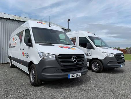 GBA Van Fleet Additions