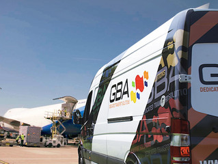 GBA approved for secured air cargo transportation in Germany