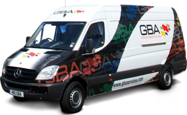 High security sprinter for time critical high value priority freight.