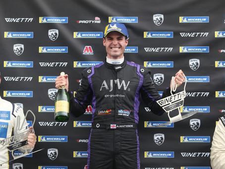 GBA Sponsors Young Racing Winner