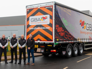 GBA Invest in Twenty New Tiger Trailers