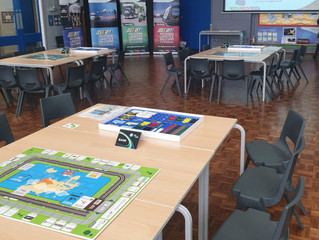 GBA Visit All Saints CE Primary School for Careers and Enterprise Week