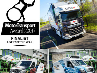 GBA reaches final of Motor Transport Awards
