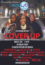 The Cover Up Film flyerwithdateposter.jp
