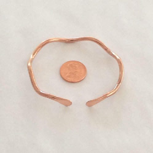 BC12 100% COPPER DOUBLE WIRE BRACELET