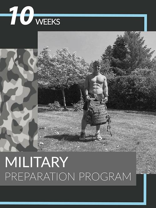 MILITARY PREPARATION PROGRAM