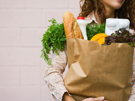Stop Sanitizing Your Groceries