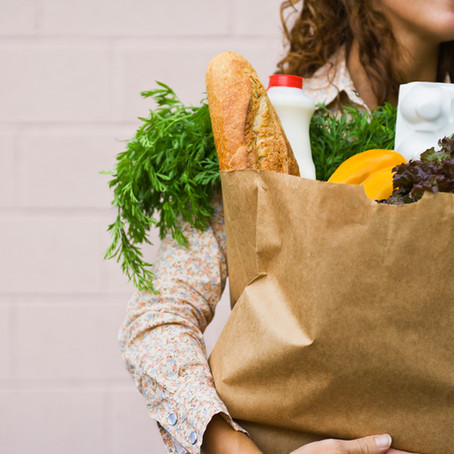 Grocery Delivery and Curbside Pickup Options