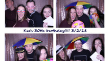 Make your birthday different! Hire a photobooth!