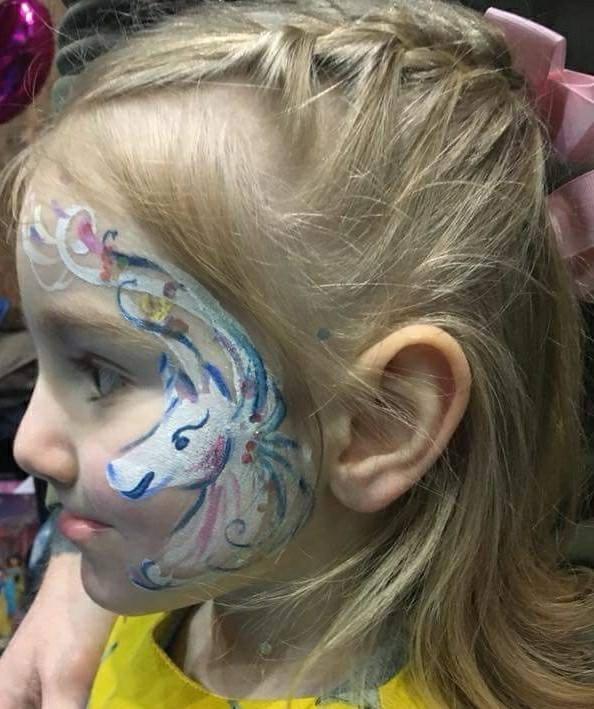 face painting birmingham