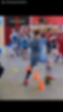 children's football parties birmingham