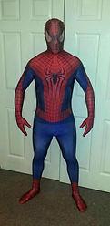 spiderman appearances birmingham superhero parties