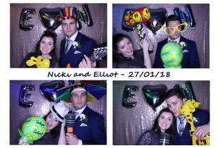 Nicki and Elliot - 28/01/2018