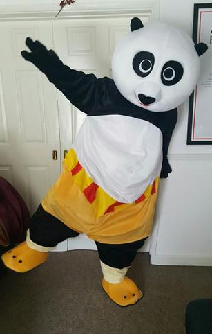 Kung Fu Panda Appearances Birmingham