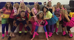 Dance hen party workshops birmingham, hen party ideas birmingham