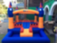 bouncy castle hire birmingham