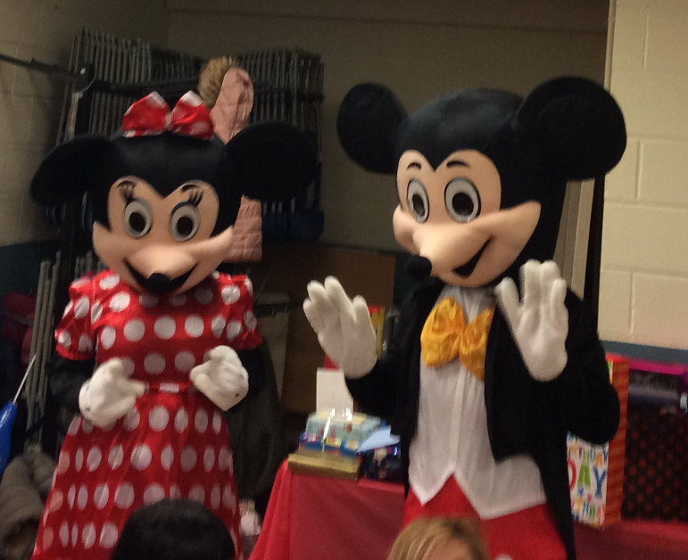 mickey and minnie appearances