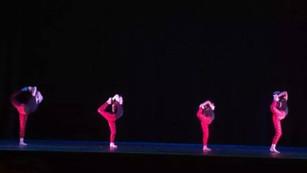 L.H.Dance Classes Mere Green Perform at Oxford New Theatre!