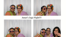 Photo Booth Hire Birmingham : Amar's Jago Night!!