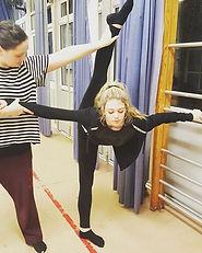 acrobatic dance classes mere green sutton coldfield