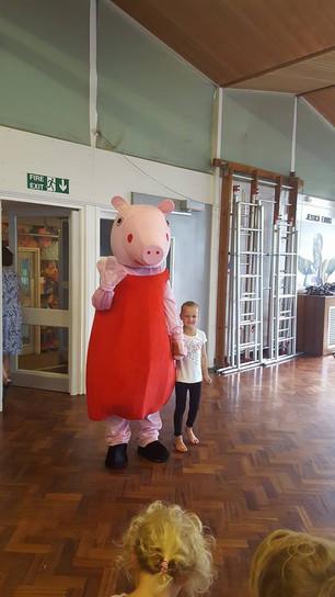 Peppa Pig Appearances Birmingham : Kids Party Ideas