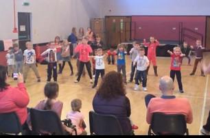 Street Dance Children's Birthday Party!