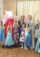 childrens party entertainment birmingham