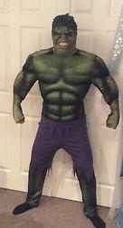 hulk superhero appearances birmingham