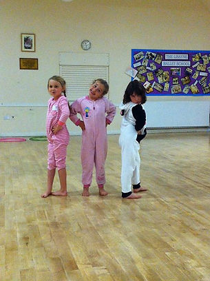 children's dance parties birmingham
