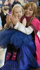 Anna Frozen Appearances Birmingham