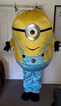 minion appearances and parties birmingham