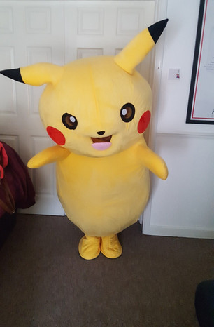 Pokemon Appearances and Parties Birmingham