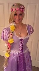 rapunzel princess appearances birmingham
