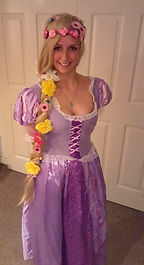 Rapunzel Appearances Birmingham