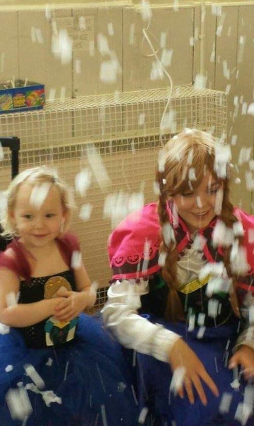 anna and elsa appearances birmingham