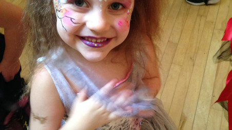 Halloween themed Children's Birthday Party!