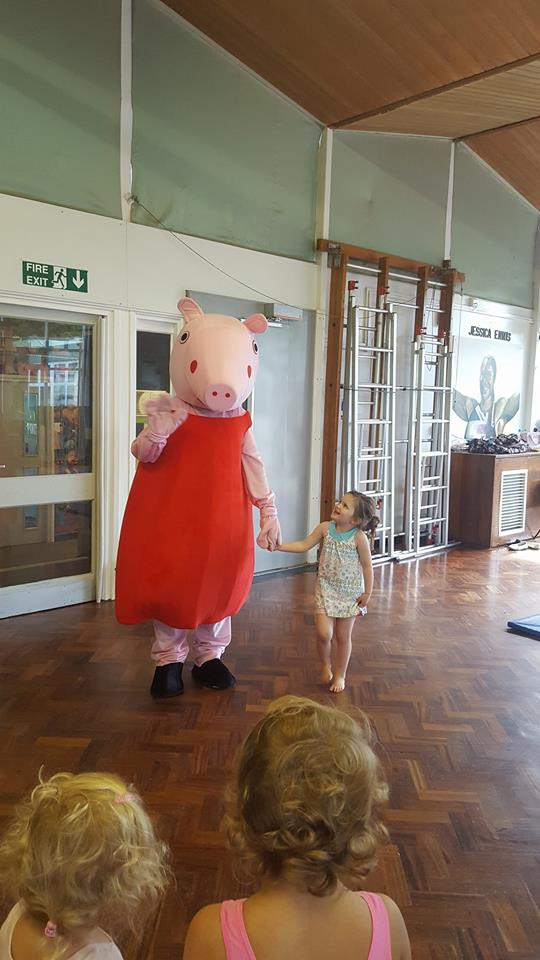 peppa pig appearances birmingham