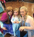 Elsa Frozen Appearances Birmingham