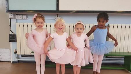 Ballet Classes Mere Green