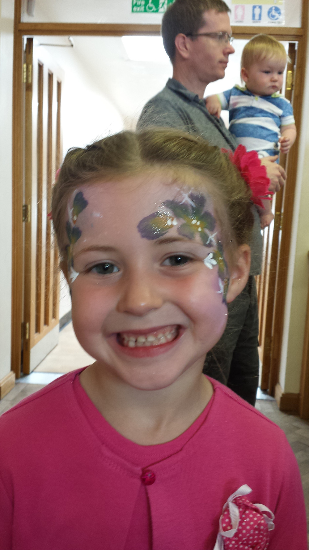 Face Painting children's birthday parties