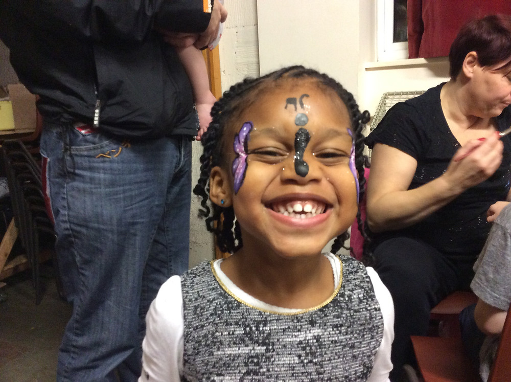 face painter entertainment childrens parties