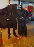 spooky themed birthday parties birmingham, spooky halloween entertainment